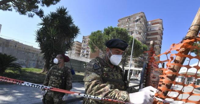 Българските роми, избягали от огнището на зараза с коронавирус в