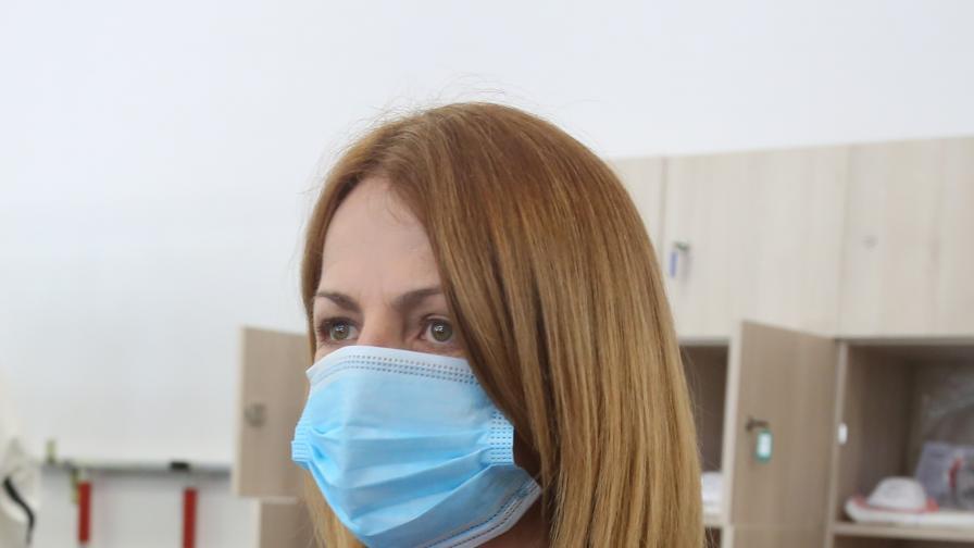 Фандъкова: Случаи на коронавирус в детска градина в Дружба