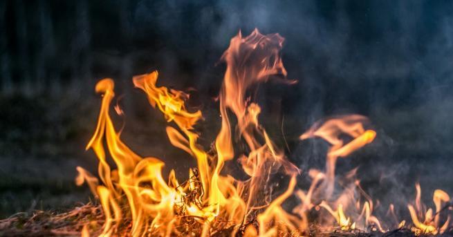 Екстремален индекс за пожароопасност е в сила за територии от