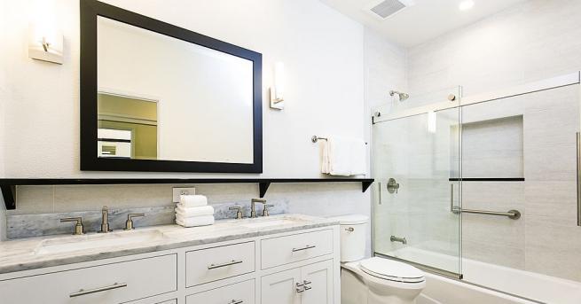 Ремонтът на банята е доста скъпо и мръсно занимание. Ето