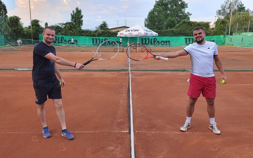 """Голям интерес към програмата """"Тенисът - Спорт за всички"""" в Петрич"""
