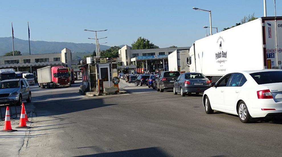 """Гърция затвори за чужденци ГКПП """"Промахон"""""""