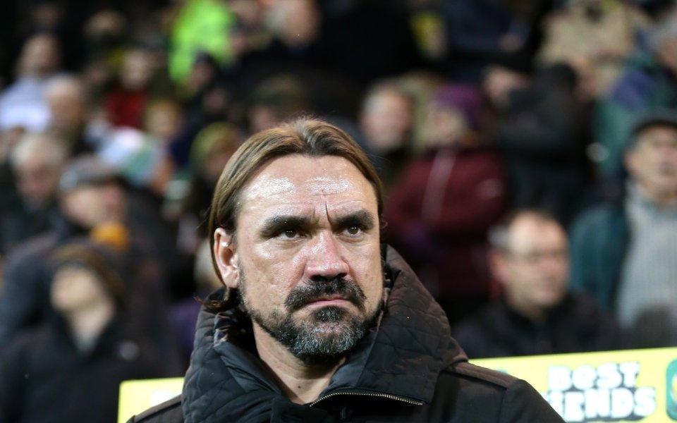 Старши треньорът на Норич Даниел Фарке изрази оптимизъмпреди отборът му
