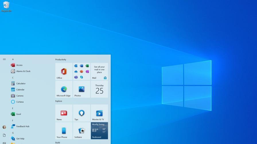 Как да намерим конкретни функции в Windows 10