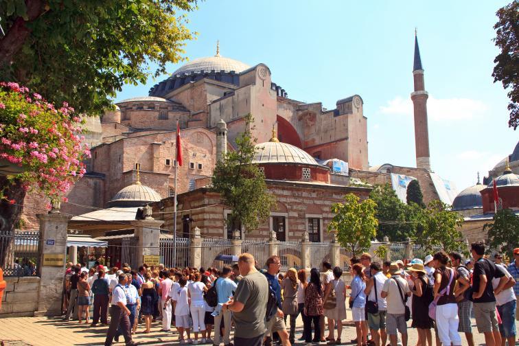 света софия истанбул