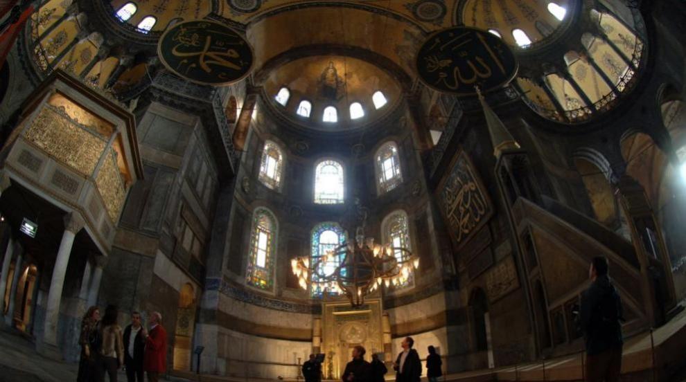 """ЕС е срещу превръщането на """"Света София"""" в джамия"""