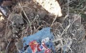 Втори ден изравняват опасните отпадъци, открити край Червен бряг