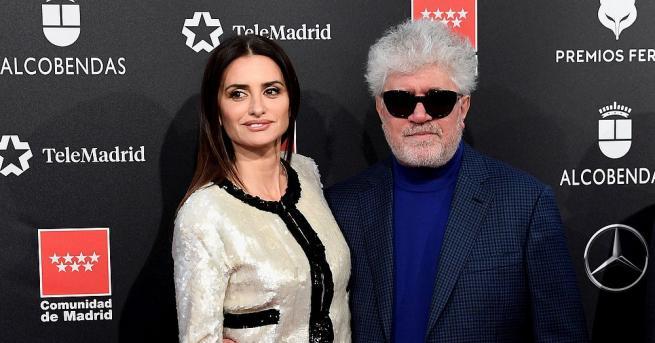 Прочутият испански режисьор Педро Алмодовар, който се излекува от коронавирус