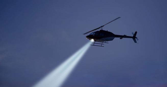 Хеликоптер на американския военен контингент в Южна Корея кацна в