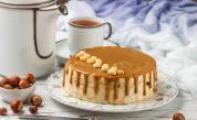 Неустоимо изкушение: Лешниково-карамелен сладкиш
