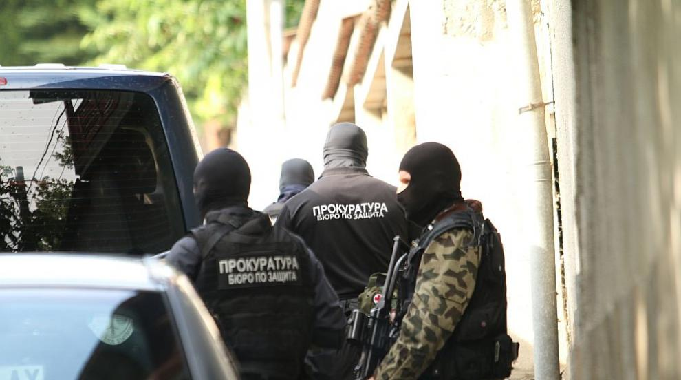 Спецакции в София и Сандански, арестуваха приближени...