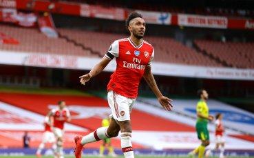 Обамеянг извести Арсенал какво иска, за да подпише нов договор