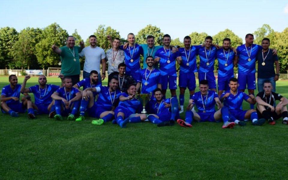 """Софийският университет """"Св. Климент Охридски"""" спечели студентското първенство по футбол"""