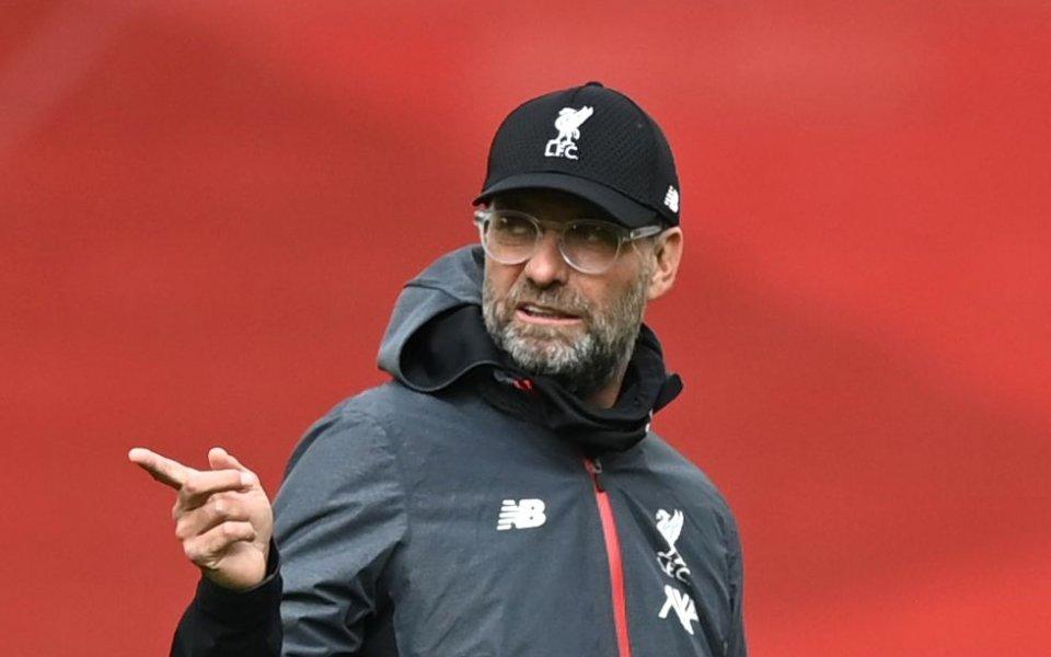 Мениджърът на Ливърпул Юрген Клоп заяви, че клубът се нуждае