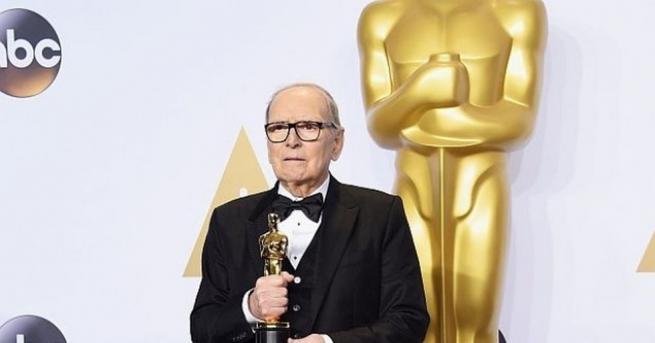 На 91 години почина италианският композитор, известен със своята филмова
