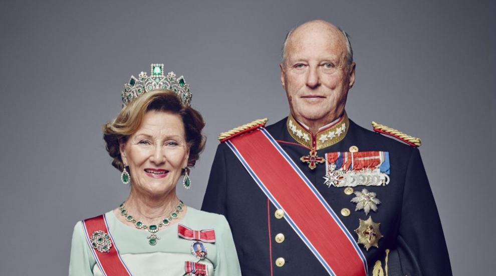 Норвежката кралица Соня празнува рожден ден (СНИМКИ)