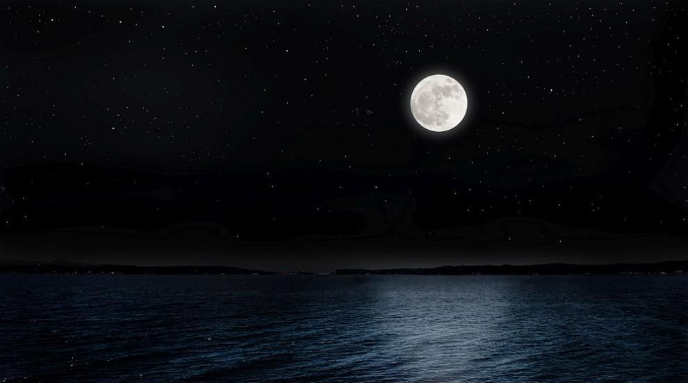 Разкриха механизма на нощното осветяване на крайбрежните вълни