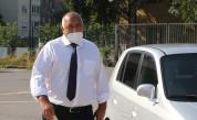 Борисов пристигна в Спецпрокуратурата