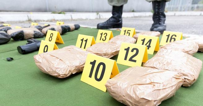 Словашките власти обявиха днес, че 1,5 тона метамфетамини, контрабандирани от