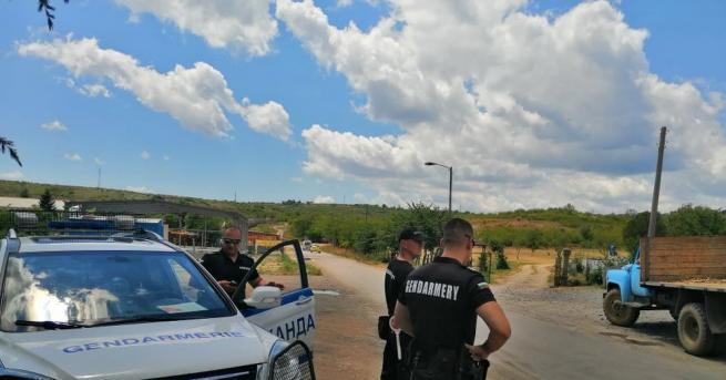 Специализирана операция по противодействие на конвенционалната престъпност е проведена на