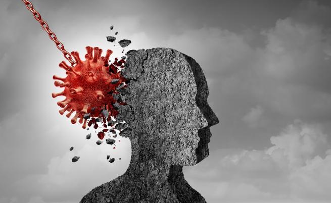 СЗО: COVID-19 опустошава психичното здраве