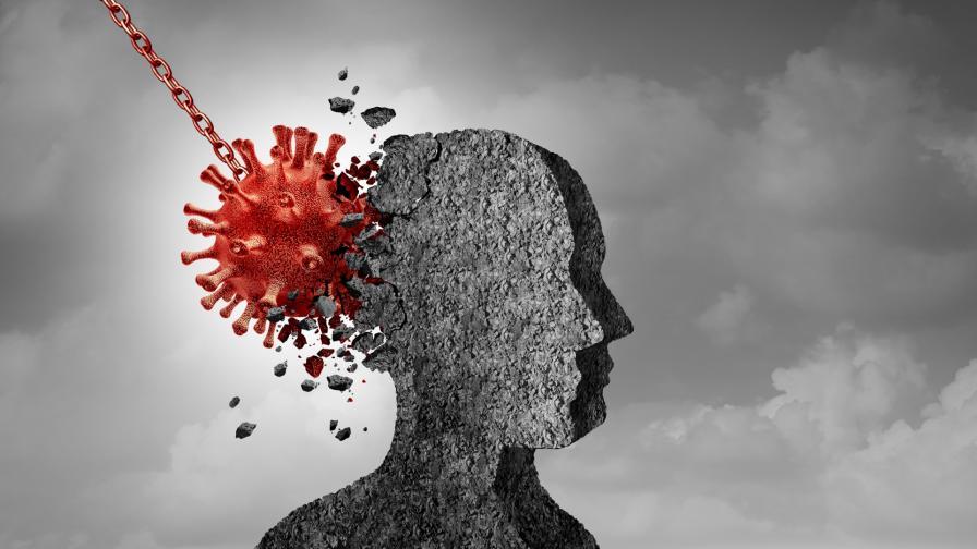 <p>СЗО: COVID-19 опустошава психичното здраве</p>