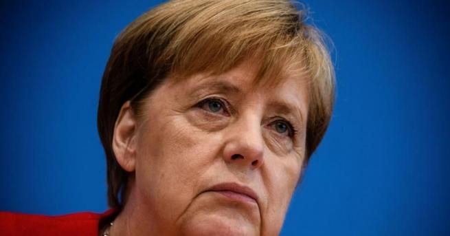 Канцлерът на Германия Ангела Меркел призова днес всеки в ЕС