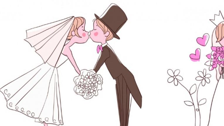целувка мъж жена брак любов прегръдка радост чувства