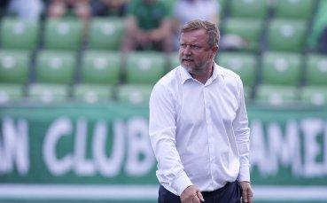 Лудогорец обявява два трансфера, Върба с остра критика към играчите