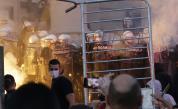 Сблъсъци, сълзотворен газ и ранени в Белград