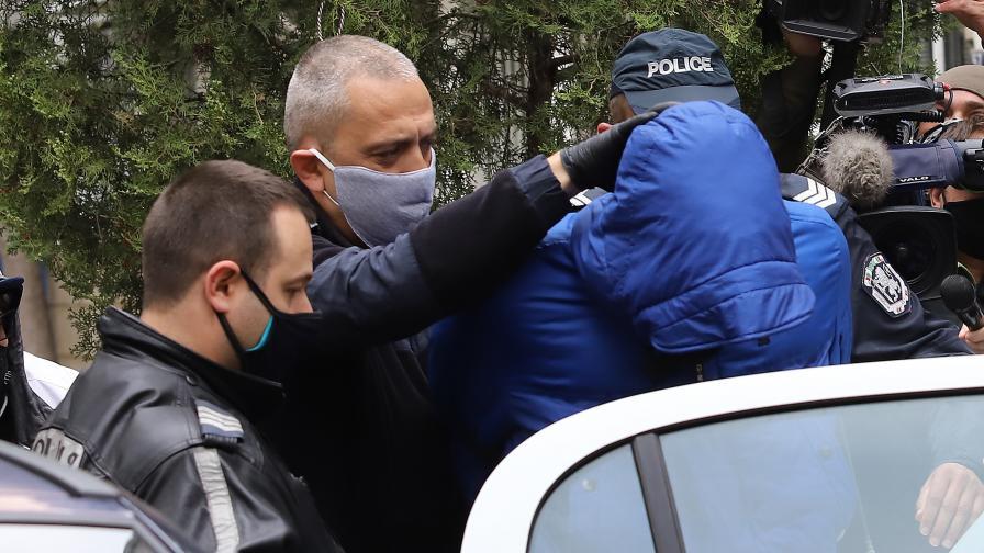 Обвиненият за смъртта на Милен Цветков остава в ареста