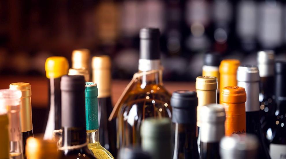"""Иззеха 118 литра алкохол в района на ГКПП """"Дунав..."""