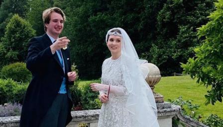 Ето как изглежда edna кралска сватба по време на пандемия