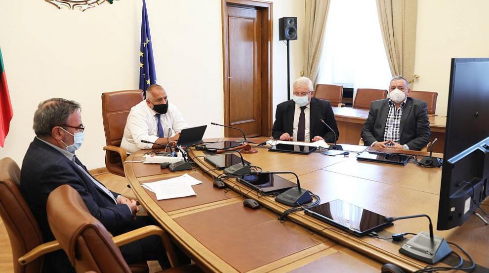 Борисов: Дисциплината не е най-силното ни качество и...