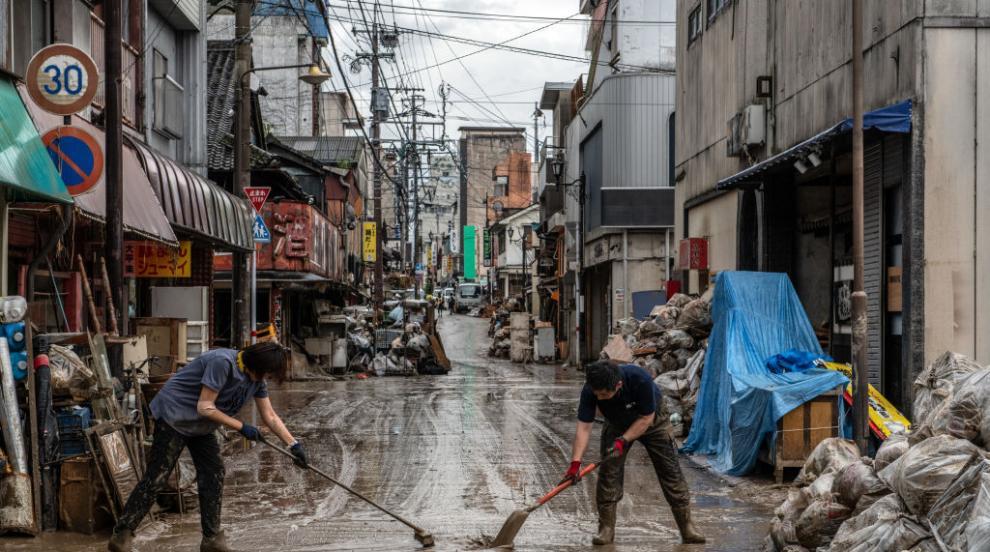 Демографска криза: Защо населението на Япония...