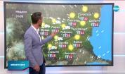 Прогноза за времето (10.07.2020 - следобедна емисия)