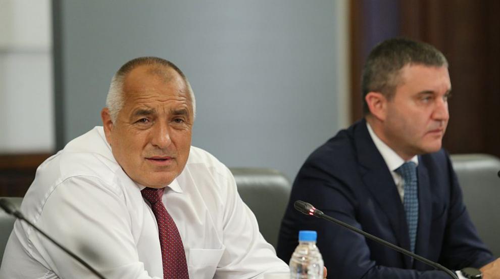 Борисов поиска оставките на Горанов, Маринов и...