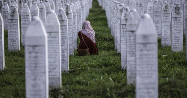 Свят 25 години от геноцида в Сребреница Най-жестокото клане в