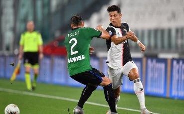 Роналдо измъкна Юве с 2 гола от дузпи