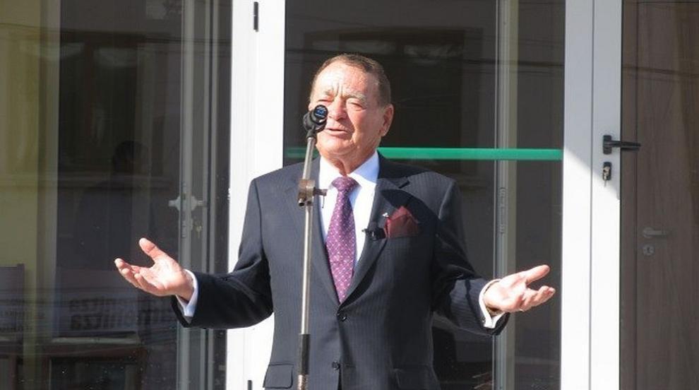 Почина филантропът Игнат Канев