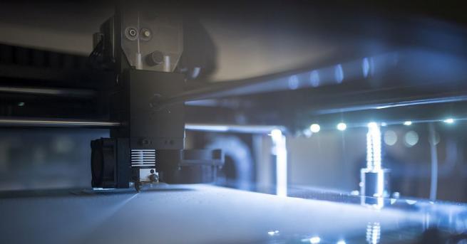 Мост от отпадъци, изработен на 3D принтер ще се появи