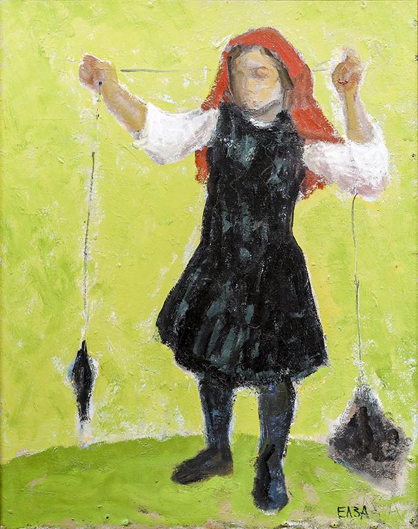 <p>Каракачанче</p>  <p>Галерия&nbsp;&bdquo;Арте&ldquo; е позната с активната си намеса в съвременния художествен дискурс, като многократно е представяла художници от различни поколения и тенденции.</p>