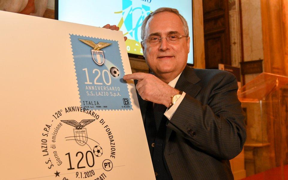 Президентът на Лацио Клаудио Лотито е свикал спешна среща на