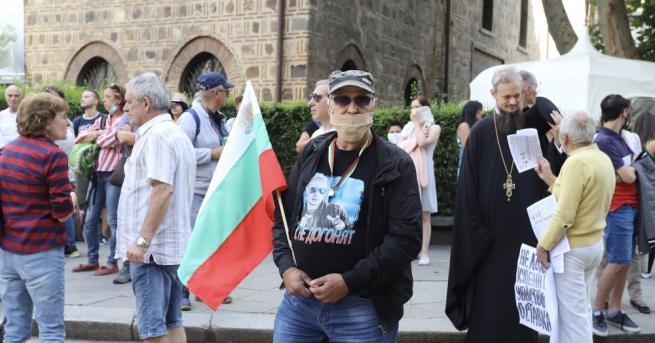 Бившият коалиционен партньор на ГЕРБ - Румен Петков, излезе на