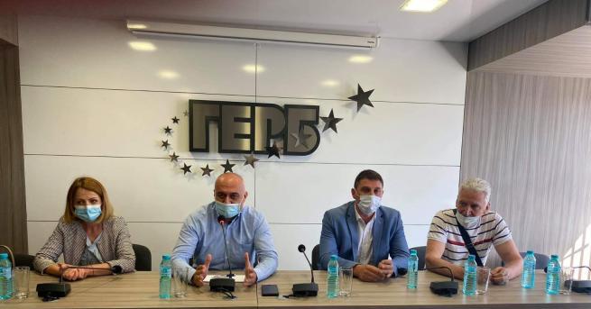 България Тодор Кръстев е новият областен координатор на ГЕРБ-София Кметът