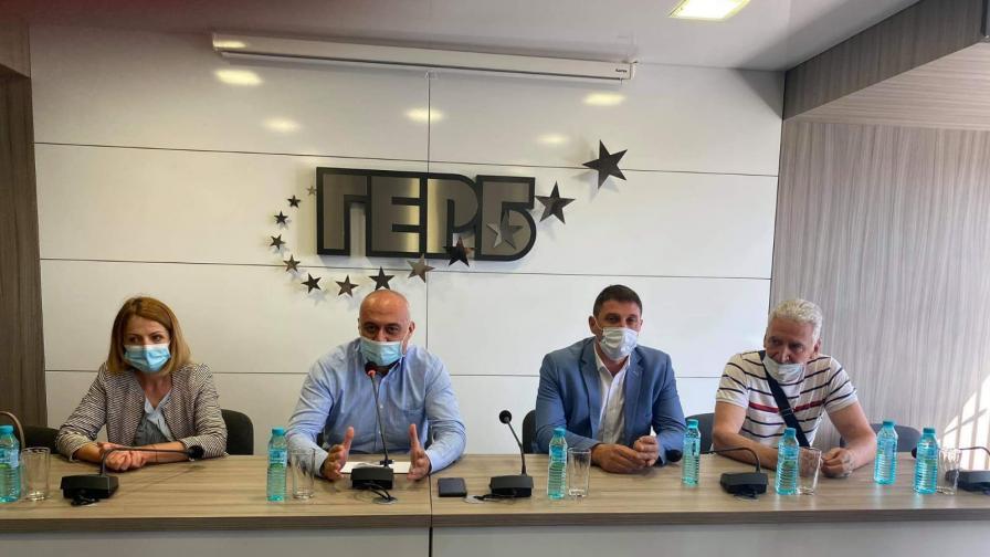 Тодор Кръстев е новият областен координатор на ГЕРБ-София