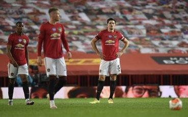 Магуайър посочи къде Юнайтед се е провалил срещу