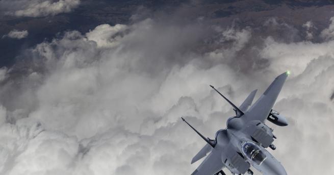Свят САЩ пускат изтребител с хиперзвукови ракети Единственият недостатък на