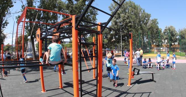 България Откриха Зона на здравето в Пазарджик Министър Кралев: Напълно