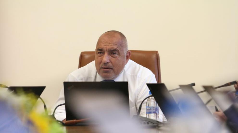 Борисов: И аз искам оставката на Радев, но не сме...